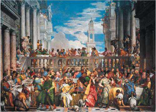 The Wedding Feast at Cana Jigsaw by Paolo Veronese ...