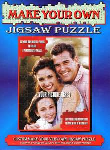 Make Your Own Jigsaw Puzzle (TDC2005), a 88 piece jigsaw puzzle by TDC Games. Click to view larger image.