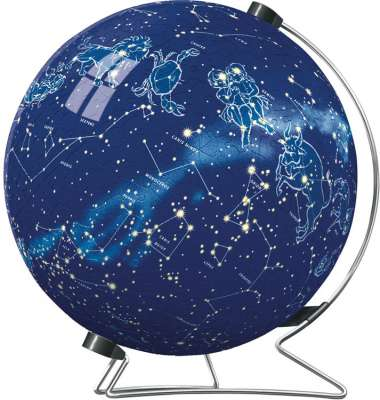 celestial map with stand puzzleball jigsaw by. Black Bedroom Furniture Sets. Home Design Ideas