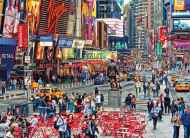 Times Square (Large Pieces) (RB13558-5), a 300 piece Ravensburger jigsaw puzzle.