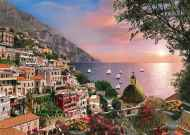 Positano (Large Pieces) (RB14876-9), a 500 piece Ravensburger jigsaw puzzle.