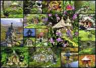 Fairy Houses (Large Pieces) (RB14881-3), a 500 piece Ravensburger jigsaw puzzle.