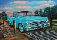 Reliable Old Ute (BL01884), a 1000 piece Blue Opal jigsaw puzzle.