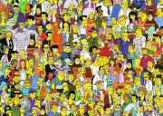 The Simpsons (All Edge Pieces) (BL01243), a 8942 piece jigsaw puzzle by Blue Opal. Click to view this jigsaw puzzle.