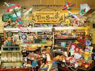 Old Fashioned Toy Shop (SUN34916), a 1000 piece Sunsout jigsaw puzzle.