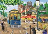 Mary's General Store (Large Pieces) (RB13571-4), a 300 piece Ravensburger jigsaw puzzle.