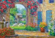 Whisper of Serenity (HOL096480), a 500 piece Holdson jigsaw puzzle.