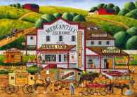 Morning Deliveries (HOL097418), a 1000 piece jigsaw puzzle by Holdson and artist Art Poulin. Click to view this jigsaw puzzle.
