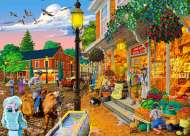 Minnie's General Store (Main Streets) (HOL097388), a 1000 piece Holdson jigsaw puzzle.