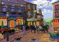Dress Shop (Main Streets) (HOL097357), a 1000 piece Holdson jigsaw puzzle.