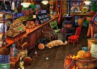Sports Store (Love to Shop) (HOL097586), a 1000 piece Holdson jigsaw puzzle.