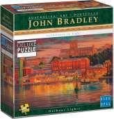 Harbour Lights (BL01912), a 1000 piece Blue Opal jigsaw puzzle.