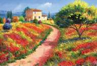Provencal House (HOL094554), a 500 piece Holdson jigsaw puzzle.