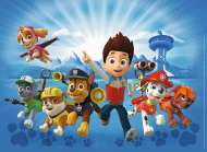 Paw Patrol (RB10899-2), a 100 piece Ravensburger jigsaw puzzle.