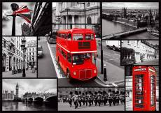 London Collage. Click to view this product