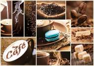 Coffee (TRE10359), a 1000 piece jigsaw puzzle by Trefl. Click to view this jigsaw puzzle.