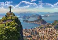 Rio de Janeiro (TRE10405), a 1000 piece jigsaw puzzle by Trefl. Click to view this jigsaw puzzle.