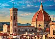 Cathedral of Santa Maria del Fiore, Florence (TRE10381), a 1000 piece Trefl jigsaw puzzle.