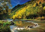 Arrow River, New Zealand (TRE10317), a 1000 piece jigsaw puzzle by Trefl. Click to view this jigsaw puzzle.