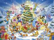 Disney Christmas Magic (RB10545-8), a 100 piece jigsaw puzzle by RavensburgerArtist Disney. Click to view this jigsaw puzzle.