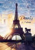 Eiffel Tower, Paris at Dawn (TRE10394), a 1000 piece Trefl jigsaw puzzle.
