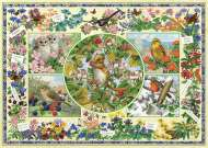 Country Garden (JUM11131), a 1000 piece jigsaw puzzle by Jumbo. Click to view this jigsaw puzzle.