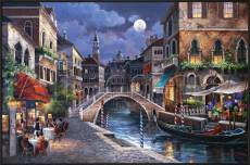 Streets of Venice II. Click to view this product