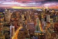 Manhattan Skyline (EDU17131), a 3000 piece Educa jigsaw puzzle.