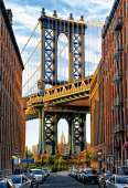 Manhattan Bridge, New York (EDU17100), a 1000 piece Educa jigsaw puzzle.