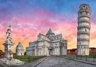 The Leaning Tower of Pisa, Italy (CLE 31674), a 1500 piece Clementoni jigsaw puzzle.