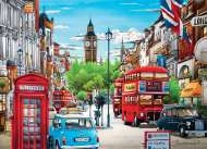 London (CLE 39339), a 1000 piece jigsaw puzzle by Clementoni. Click to view this jigsaw puzzle.