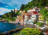 Lake Como, Italy (RB14756-4), a 500 piece jigsaw puzzle by Ravensburger. Click to view this jigsaw puzzle.