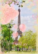 Eiffel Tower Dreams. Click to view this product