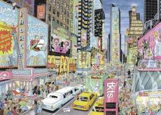 New York (RB19732-3), a 1000 piece Ravensburger jigsaw puzzle.