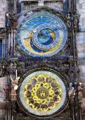 Astronomical Clock (RB19739-2), a 1000 piece Ravensburger jigsaw puzzle.