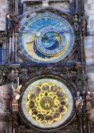 Astronomical Clock. Click to view this product