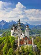 Neuschwanstein Castle. Click to view this product
