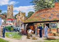 The Farrier (The Village) (HOL098330), a 1000 piece Holdson jigsaw puzzle.