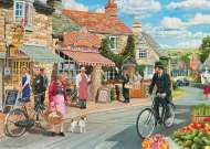 Bobby's Beat (The Village) (HOL098316), a 1000 piece Holdson jigsaw puzzle.