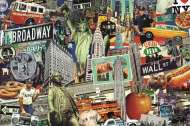 Best of New York (JUM18376), a 1500 piece jigsaw puzzle by Jumbo. Click to view this jigsaw puzzle.