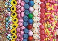 Sweets (JUM18536), a 500 piece jigsaw puzzle by Jumbo. Click to view this jigsaw puzzle.