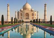 Taj Mahal, India (JUM18545), a 1000 piece jigsaw puzzle by Jumbo. Click to view this jigsaw puzzle.