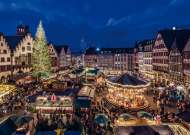 Frankfurt Christmas Market (JUM19553), a 1000 piece jigsaw puzzle by Jumbo. Click to view this jigsaw puzzle.