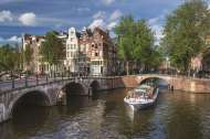 Herengracht, Amsterdam (JUM18578), a 1500 piece jigsaw puzzle by Jumbo. Click to view this jigsaw puzzle.
