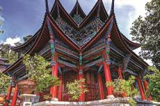 Chinese Temple. Click to view this product
