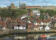 Whitby Harbour (JUM11142), a 1000 piece jigsaw puzzle by Jumbo. Click to view this jigsaw puzzle.