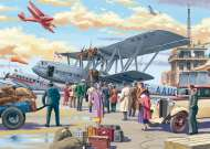 Croydon Airport (JUM11153), a 500 piece jigsaw puzzle by Jumbo. Click to view this jigsaw puzzle.