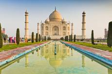 Taj Mahal, India. Click to view this product