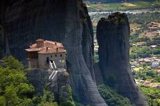Meteora, Greece. Click to view this product