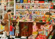 The Sweet Shop (Times Past) (HOL098477), a 1000 piece jigsaw puzzle by Holdson and artist Steve Crisp. Click to view this jigsaw puzzle.